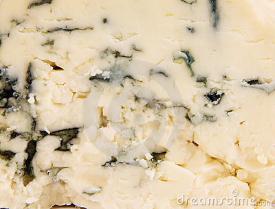 Mouldy cheese texture
