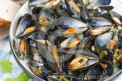 Moules Marinieres