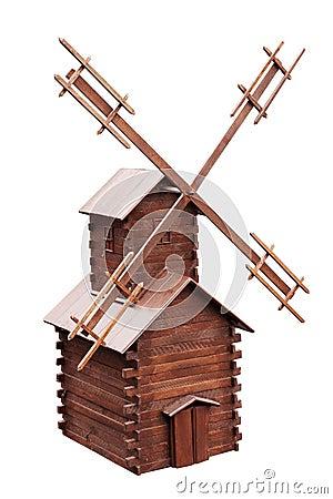 moulin vent d coratif pour le jardin photo stock image 43604502. Black Bedroom Furniture Sets. Home Design Ideas
