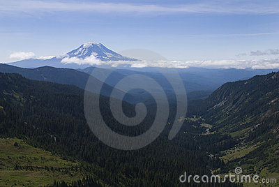 Mount Adams, Washington State