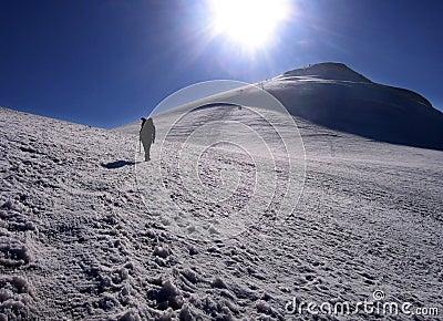 Mount Ararat - near the summit