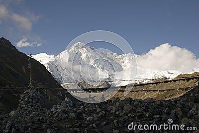 Mount Cho Oyu, Nepal