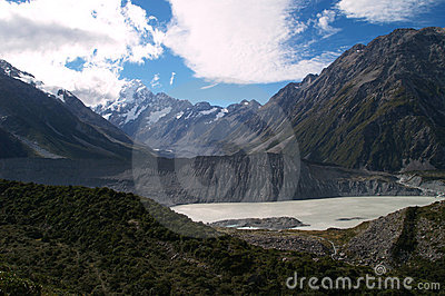 Mount Cook range