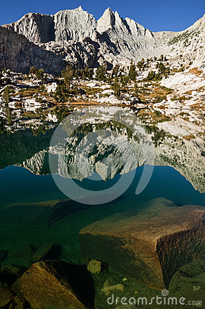 Free Mount Cotter Reflection Royalty Free Stock Images - 50573929