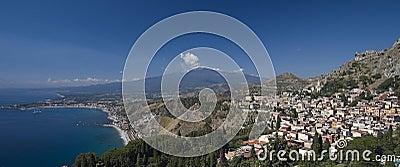 Mount Etna & Taormina