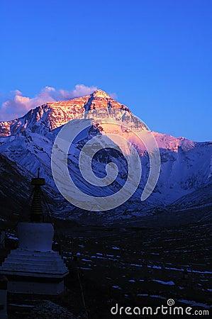 Free Mount Everest Stock Image - 6752571