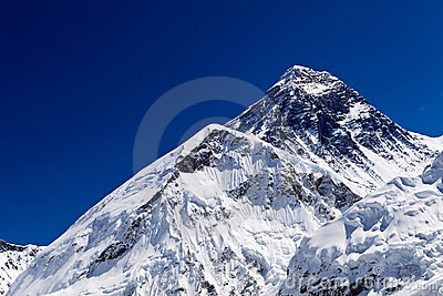 Mount Everest-Gipfel