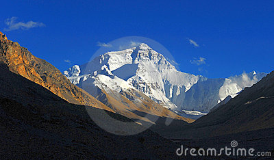 Mount Everest, Peak