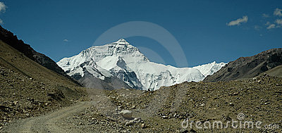 Mount Everest - The Road