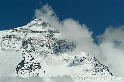 Mount Everest - Tibet