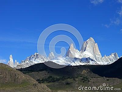 Mount Fitzroy El Chalten