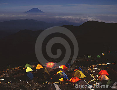 Mount Fuji XXVII