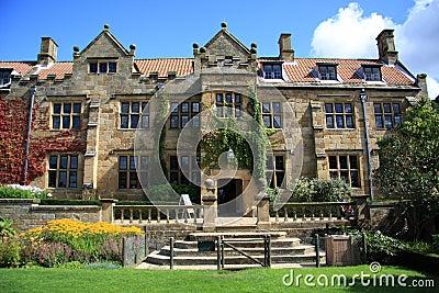 Mount Grace Priory Entrance