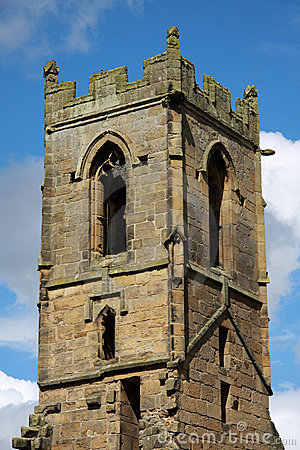 Mount Grace Priory Tower