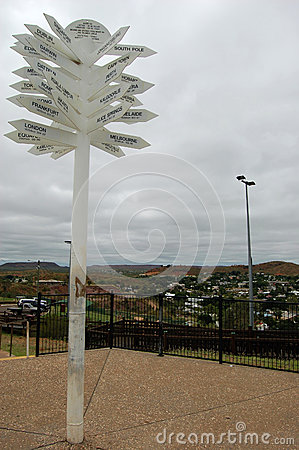 Mount Isa lookout
