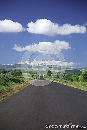 Free Mount Kenya Royalty Free Stock Photo - 1929615