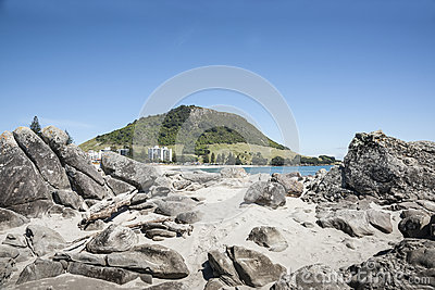 Mount Maunganui, New Zealand.
