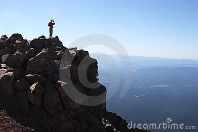 Mount McLaughlin Oregon summit