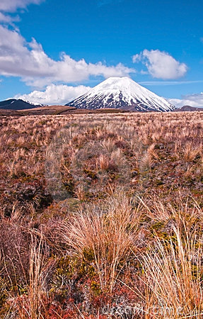 Mount Ngaurohoe (Mount Doom)