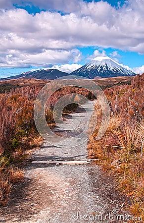 Mount Ngaurohoe (Mount Doom)
