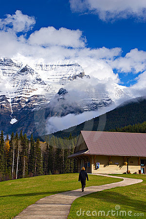 Free Mount Robson Stock Photography - 416352