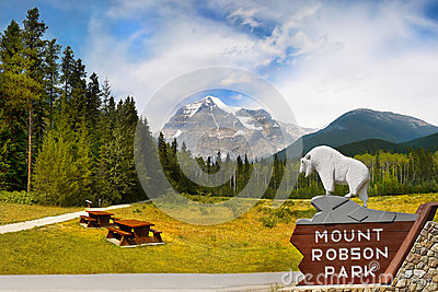 Mount Robson Park, Canadian Rockies