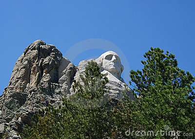 Mount Rushmore Editorial Photo