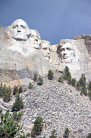 Free Mount Rushmore National Memorial Stock Photography - 1681282