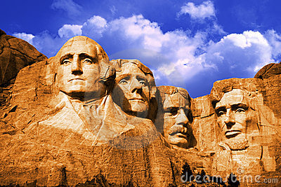 Mount Rushmore,USA