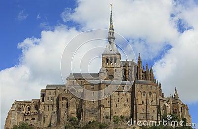 Mount Saint Michel-detail