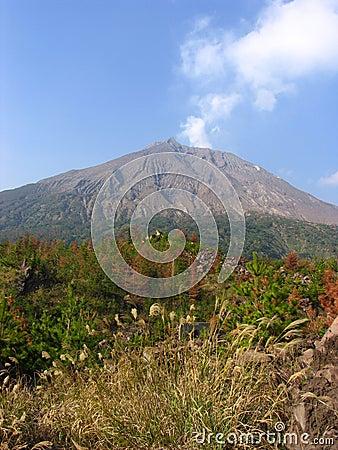 Mount Sakurajima, Japan, Kagoshima