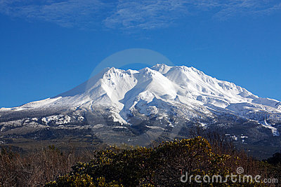 Mount Shasta California