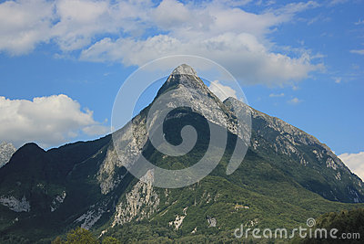 Mount Svitnjak, Julian Alps, Slovenia