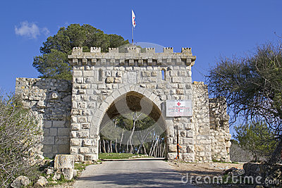 Mount Tabor Gates of All Winds, Israel.