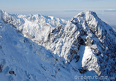 The Mount in Tatras.