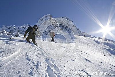 Mount Thielsen Traverse