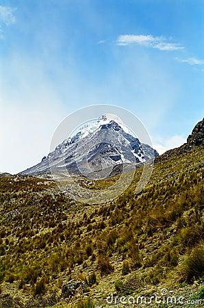 Mount Tuco, Peru