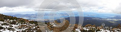Mount Wellington panorama