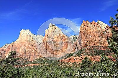 Mount Zion National Park