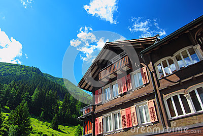Mountain accommodation in Andermatt