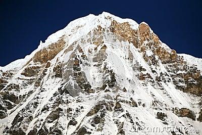 mountain annapurna