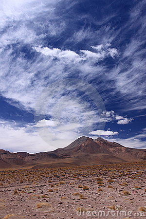 Mountain around San Pedro de Atacama, Chile