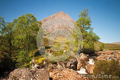 Mountain Buachaille Etive Mor