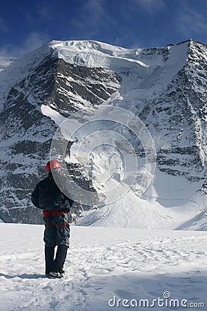 Mountain challenge