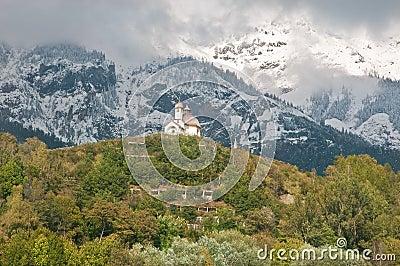 Mountain-chapel