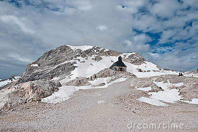 Mountain-chapel