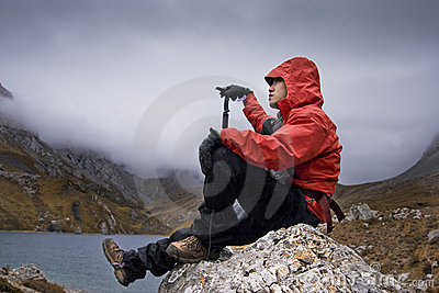 Mountain Climber Royalty Free Stock Photography - Image: 6732207