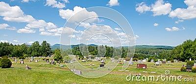 Mountain Graveyard