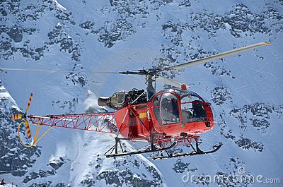 Mountain helicopter