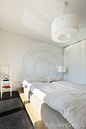 Mountain home, bedroom